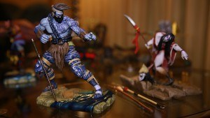 Killer Instinct Figures from Ultimate Source