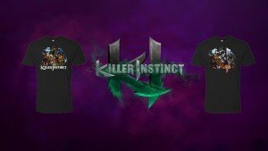 New Killer Instinct Merch Store