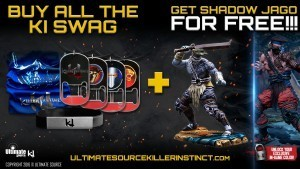 Buy all KI Swag get Shadow Jago for FREE!