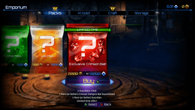 Crimson Guardians Available in Shadow Lords