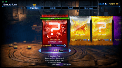 Crimson Ram: Available in Shadow Lords