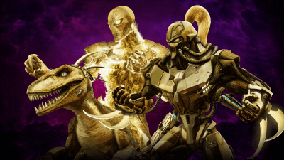 Gold Skin Pack 5 Now Availabe