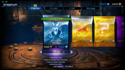 New Guardian in Shadow Lords – Tiki