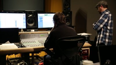 Behind the Scenes – Eagle's Voice