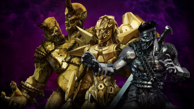 Gold Skin Pack 7 Available Now!
