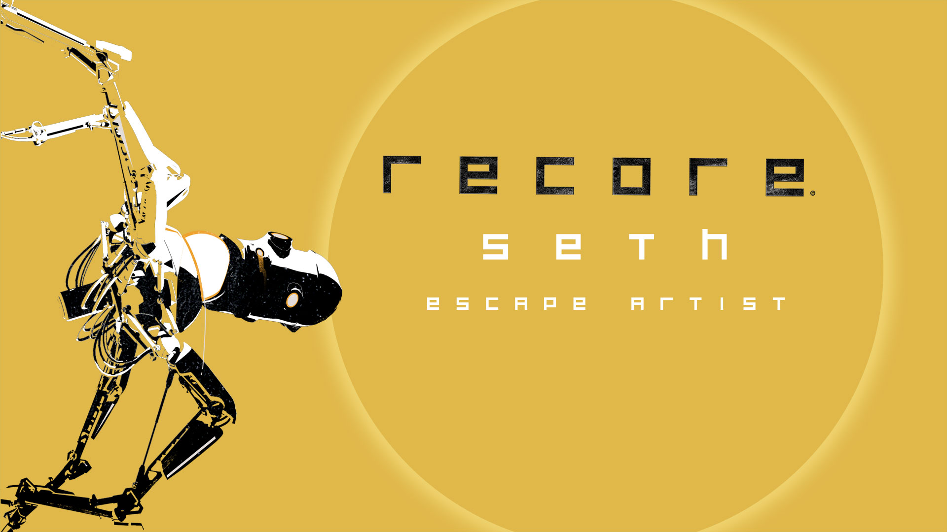 recore | meet seth: wallpapers